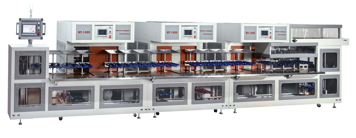 QY-168S Modular Production Line