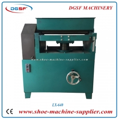 Cutting board planer for shoe factory LX-640